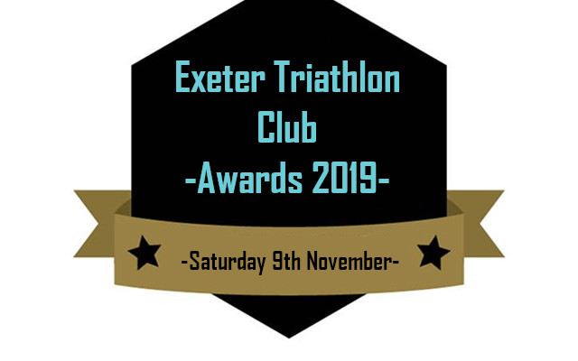 Exeter Triathlon Club Awards 2019
